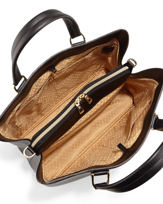 5f0964b7e616b Longchamp Honoré 404 Medium Tote Bag