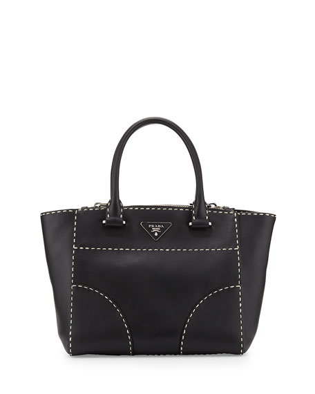 84992a70f6e52c Prada City Bag Black | Stanford Center for Opportunity Policy in ...