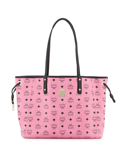 Shopper Project Reversible Logo-Print Shopper Bag, Pink