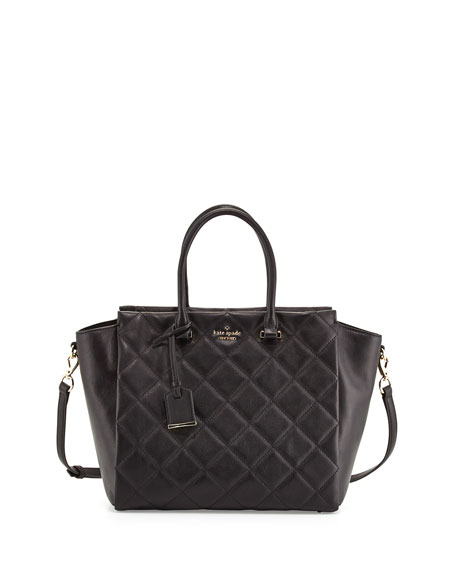 Kate Spade New York Emerson Place Hayden Quilted Tote Bag