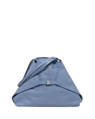 Ai Medium Cervo Tote Bag, Sky