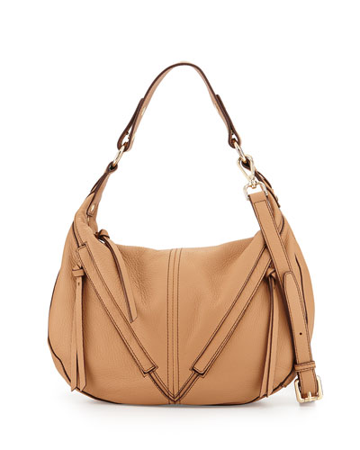 Pamela Hobo Bag, Camel