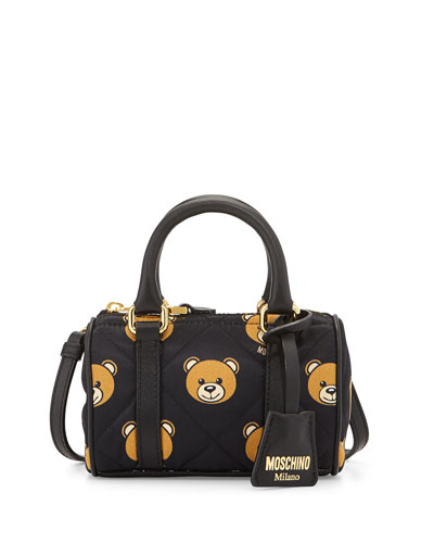 Mini Teddy Bear Shoulder Bag