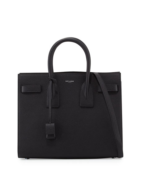 Saint Laurent Sac de Jour Small Grain Leather