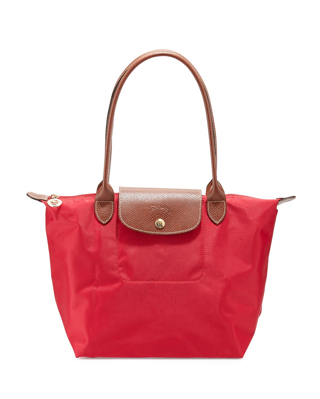 43c968d90539 Longchamp Le Pliage Medium Shoulder Tote Bag