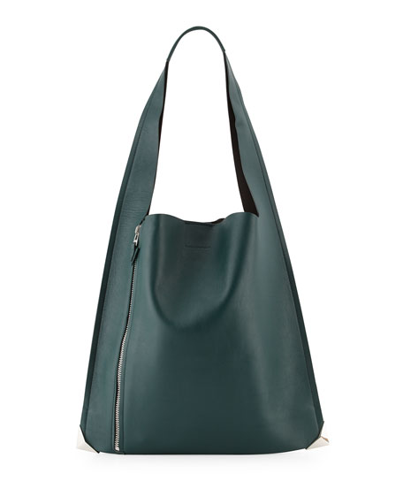 Elena Ghisellini Estia Sensua Hobo Bag, Bottle