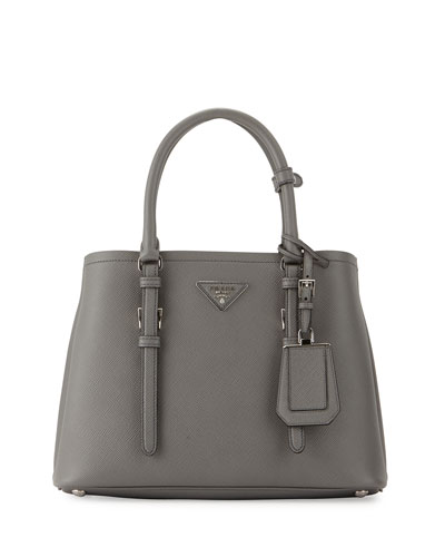 Prada Small East-West Tote Bag, Marmo