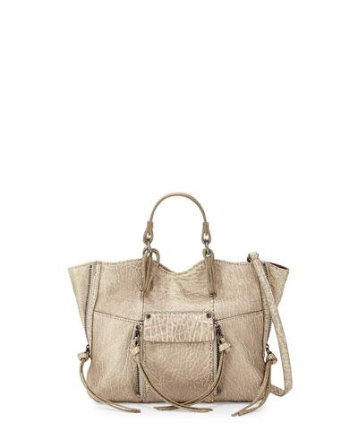 Everette Mini Crossbody Bag, Bronze
