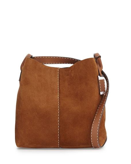 Michael Kors Rogers Large Slouchy Hobo Bag Luggage