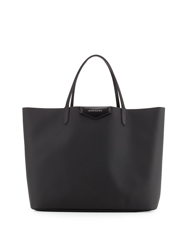 Givenchy Antigona Large Leopard-Interior Shopper Bag  282871f23f04c