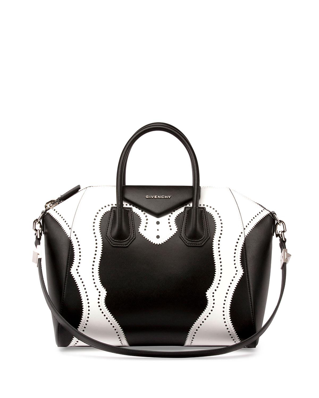 Givenchy Antigona Brogue Satchel Bag cab0644c8eabd