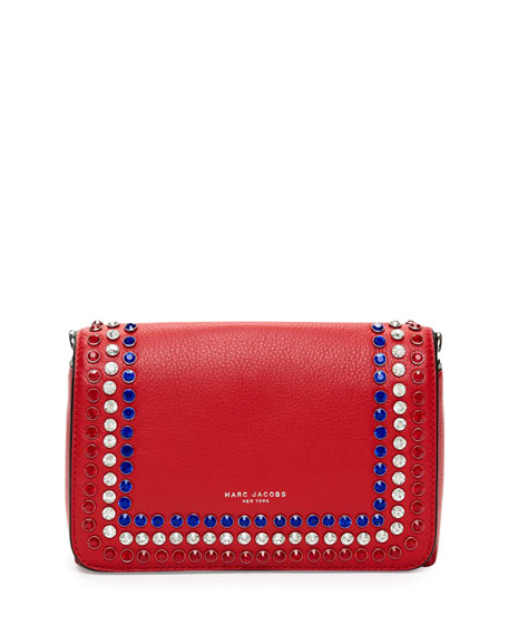 Marc Jacobs Pretty Young Thing Shoulder Bag, Brilliant Red