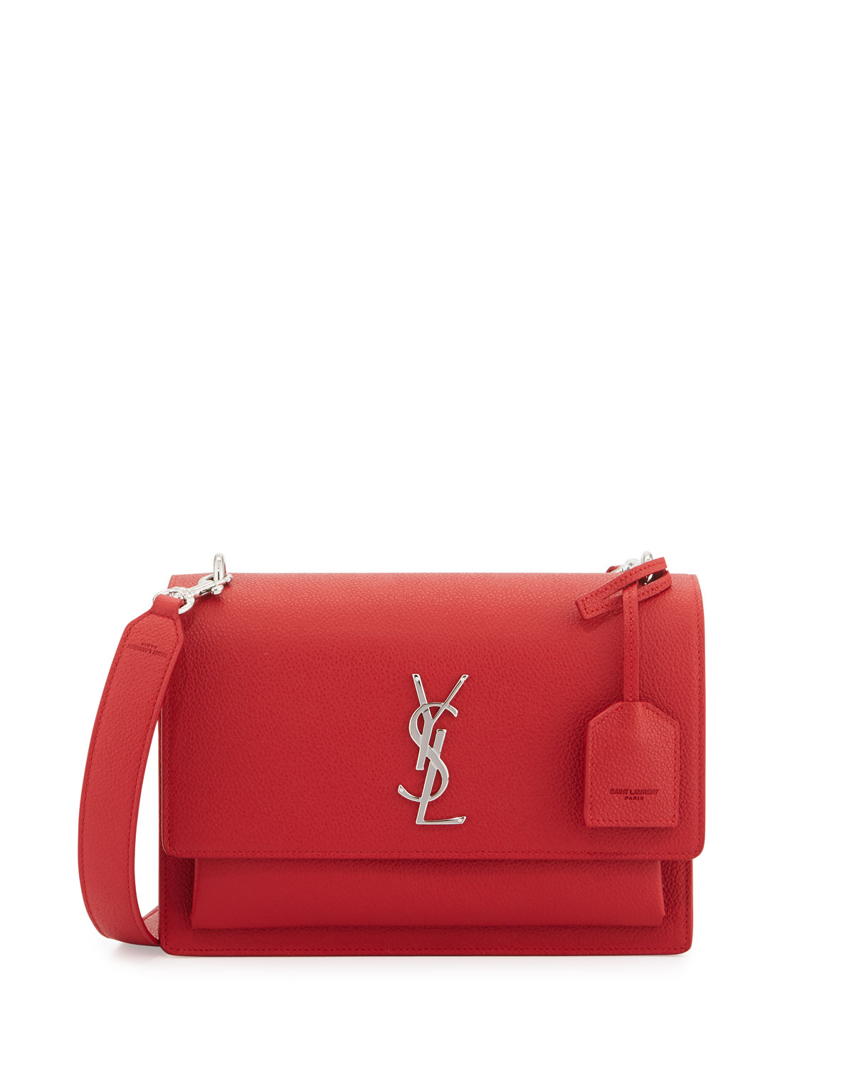 9a0005a4 Sunset Medium Crossbody Bag, Red
