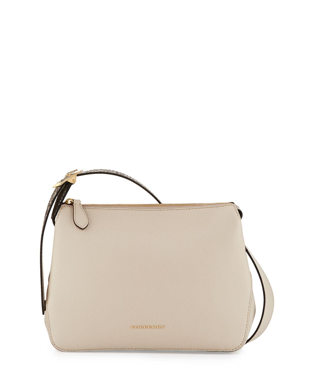 09a05d52f716 Burberry Helmsley Small Python   Leather Crossbody Bag