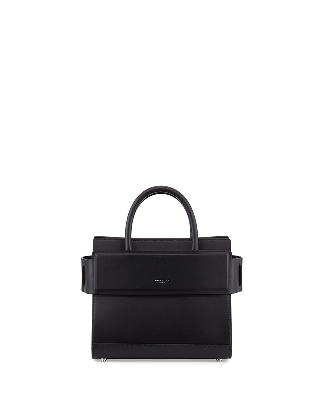 Givenchy Horizon Mini Leather Satchel Bag 82b4300753842