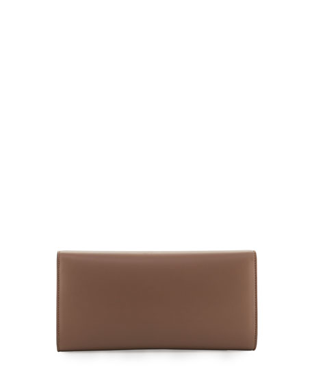 GG Marmont Pearly Leather Clutch Bag