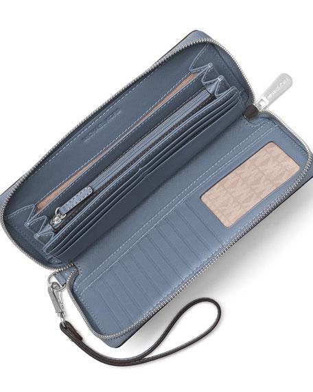 Jet Set Travel Continental Wallet