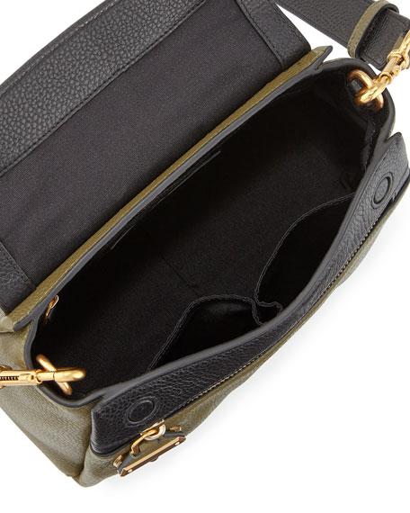 The Standard Mini Leather Shoulder Bag
