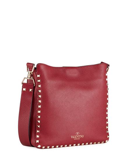 Rockstud Small Hobo Bag