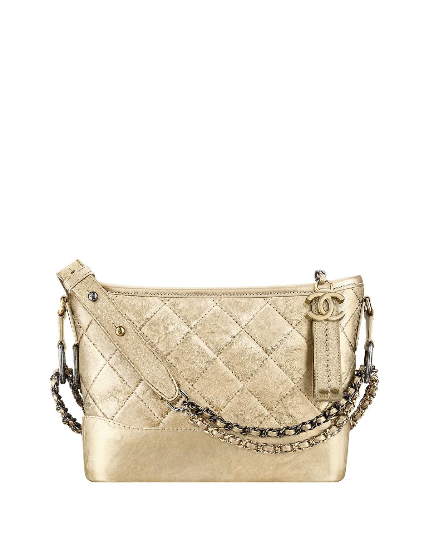 cf46f1557674 CHANEL CHANEL'S GABRIELLE SMALL HOBO BAG | Neiman Marcus