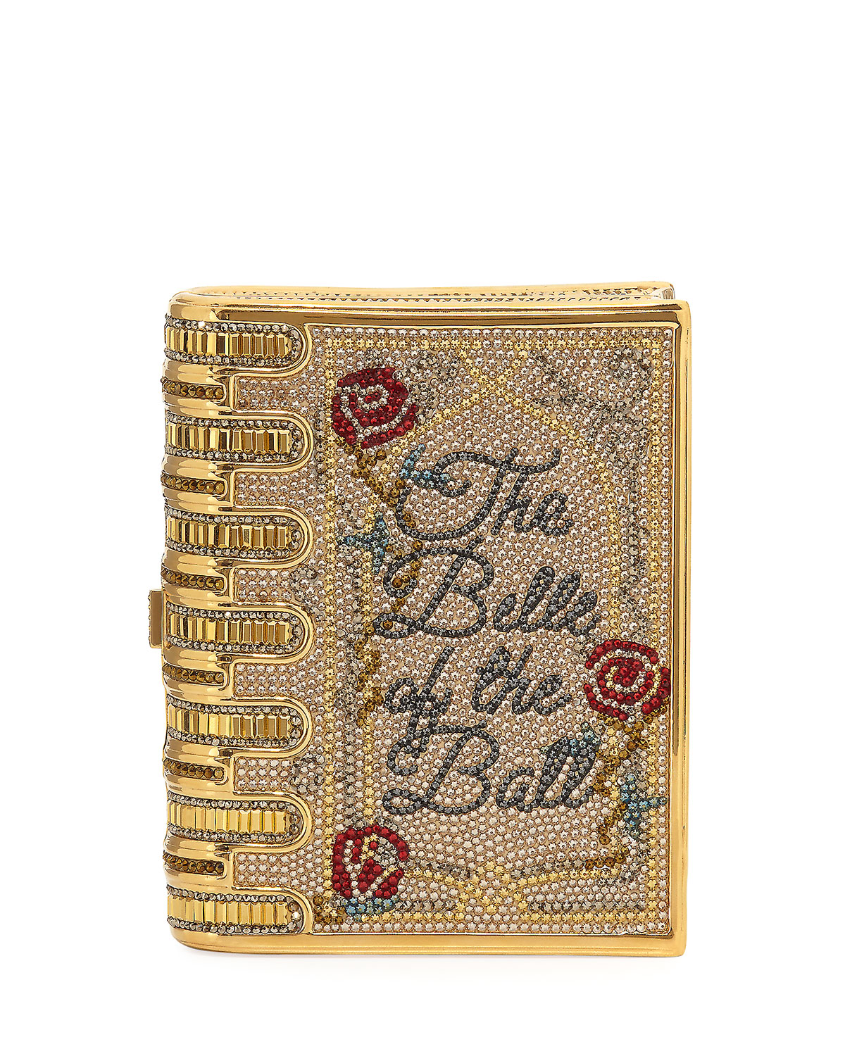 Disney S Beauty And The Beast Book Clutch Bag