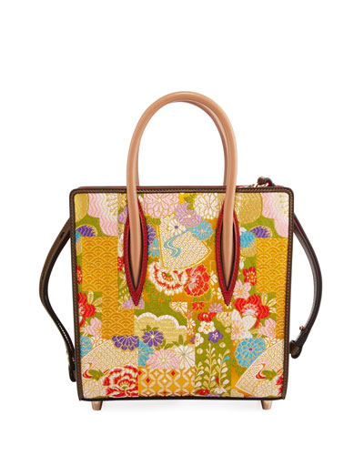 Paloma Small Calf Tote Bag