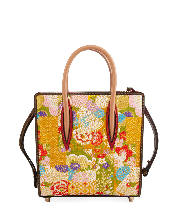 0153d97d78 Christian Louboutin Paloma Small Calf Tote Bag | Neiman Marcus