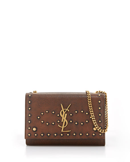 Saint Laurent Kate Monogram Small Vintage Shoulder Bag