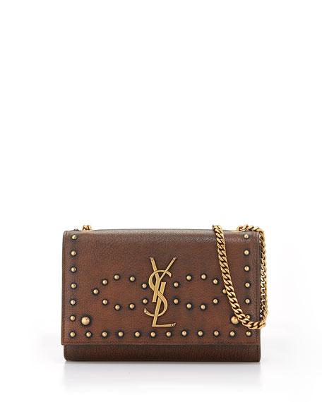 Saint Laurent Kate Monogram Small Vintage Shoulder Bag
