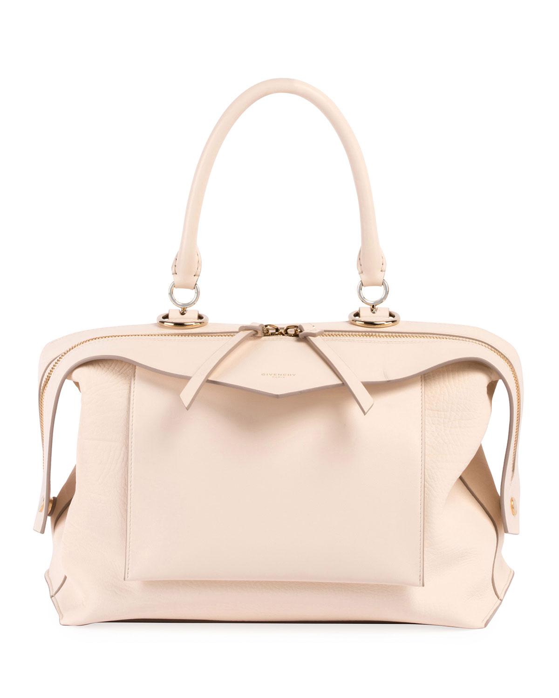 Givenchy Sway Medium Leather Satchel Bag  637782824473f