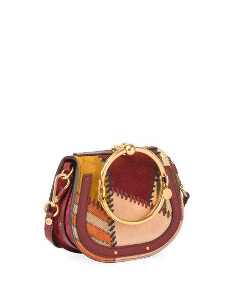 Nile Small Whipstitch Bracelet Bag