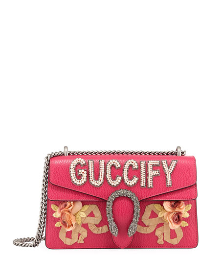Gucci Dionysus Guccify Small Shoulder Bag