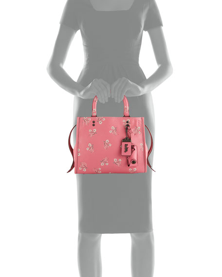 Rogue 25 Floral Bow Shoulder Bag