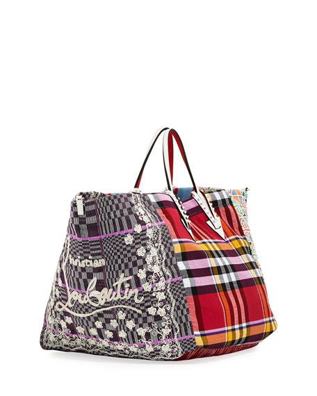Manilacaba Denim Tote Bag