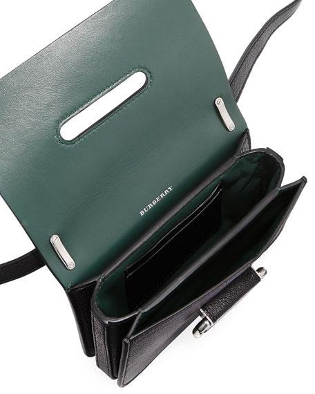 Burberry Mini D Ring Leather Crossbody Bag Neiman Marcus