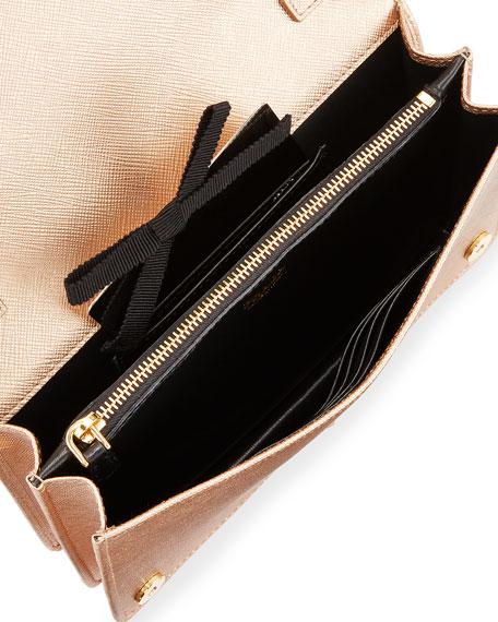 Small Monochrome Crossbody Bag