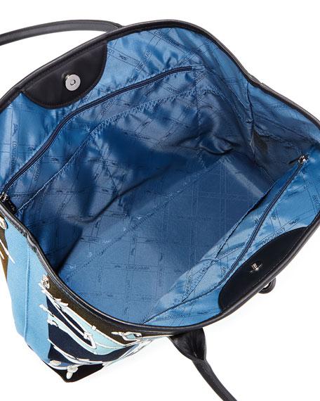 Roseau Galop Tote Bag