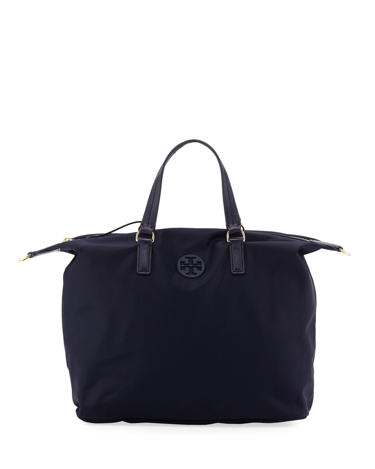 db54d131b8d Tory Burch Tilda Slouchy Nylon Satchel Bag