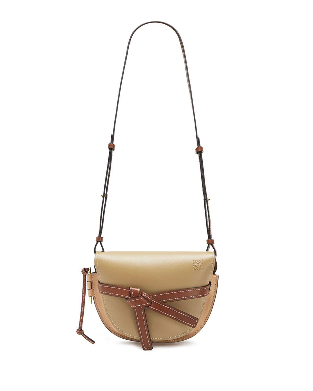b30b249dd2f7 LoeweGate Small Colorblock Shoulder Bag