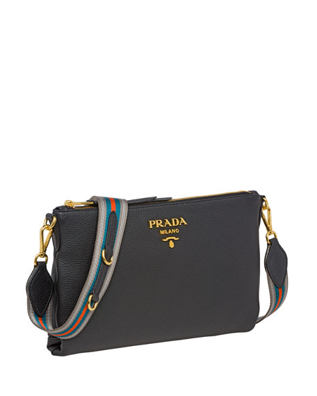 Prada Small Daino Crossbody Bag