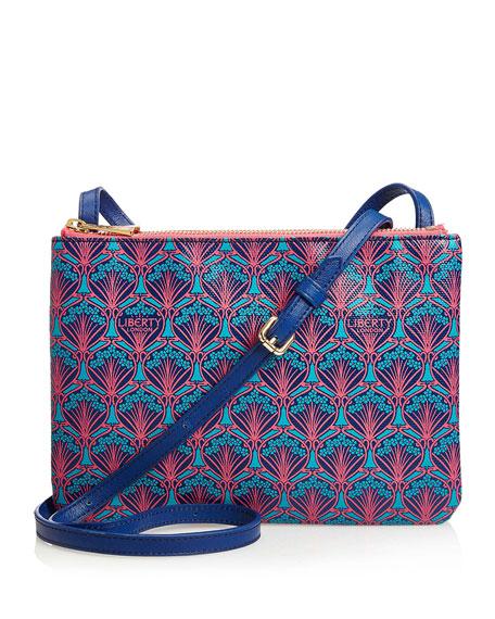 Liberty London Bayley Duo-Pouch Crossbody Bag