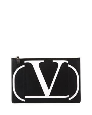 0627129046f Valentino Handbags   Rockstud Bags at Neiman Marcus