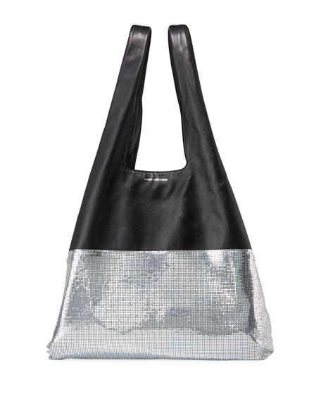 Paco Rabanne Market Shopper Tote Bag