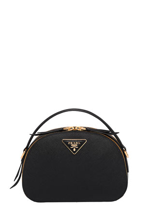 Prada Prada Odette Top-Handle Bag w/ Removable Crossbody Strap $1950.00
