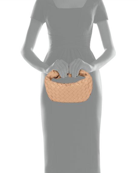 Bottega Veneta Jodi Mini Intrecciato Hobo Bag