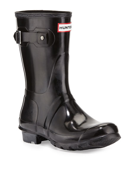 Hunter Boot Original Short Gloss Boots