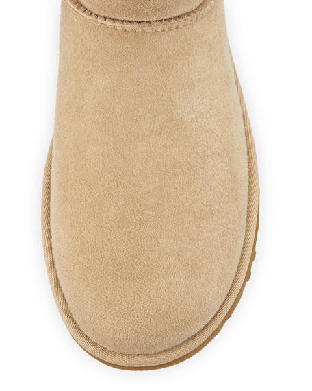Short Boot, Sand