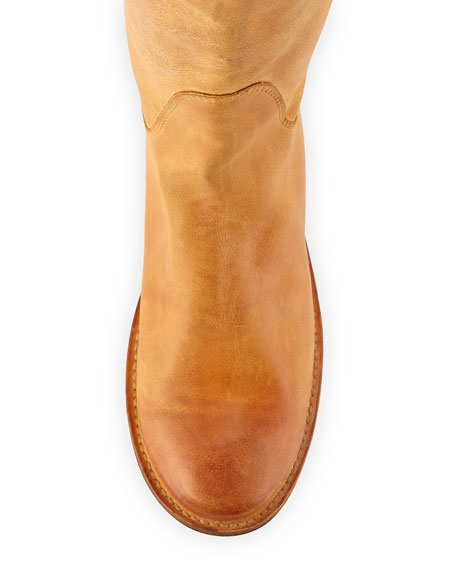 Paige Leather Riding Boot