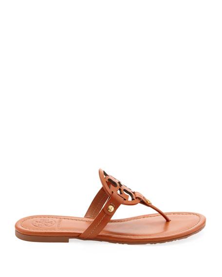 Miller Logo Flat Thong Sandal