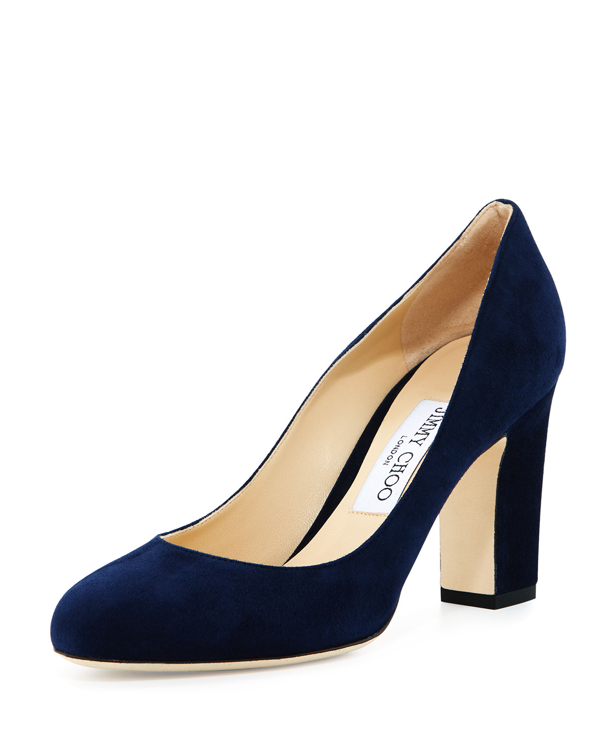 907276731a40 Jimmy Choo Billie Suede 85mm Pump